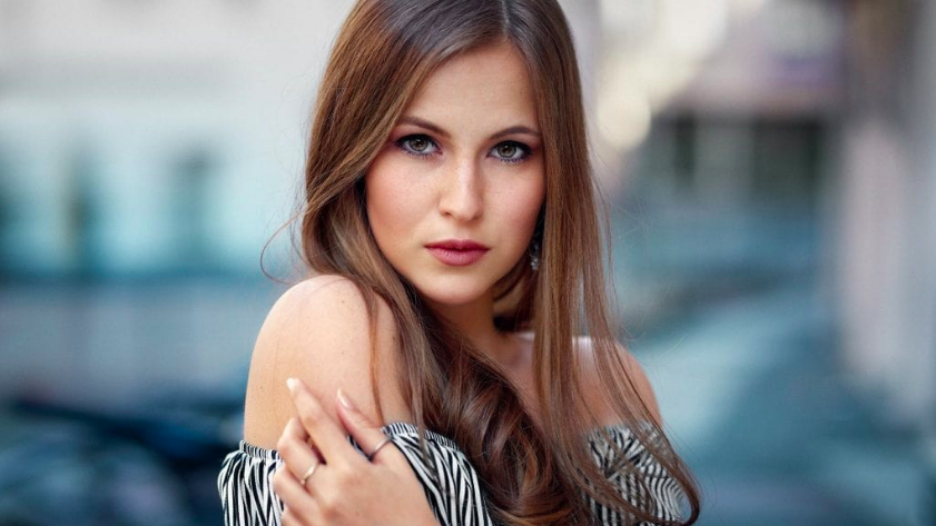 european Latvian Girl