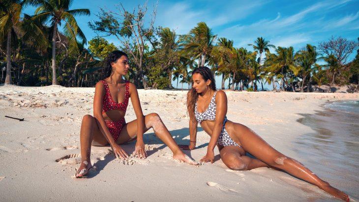 hot Dominican girls in bikini