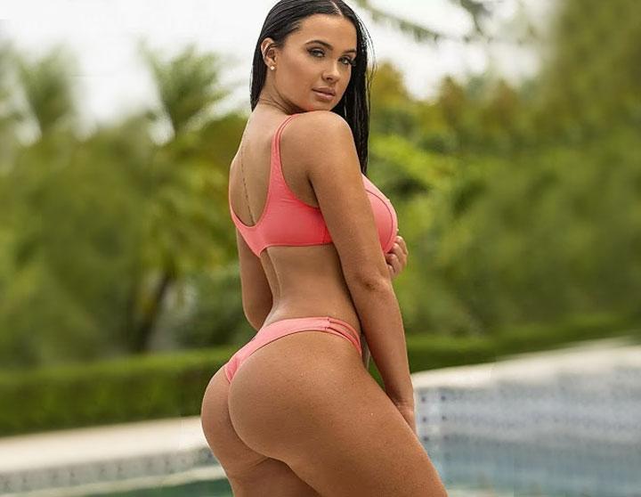 latin Brazilian hot girl with big ass