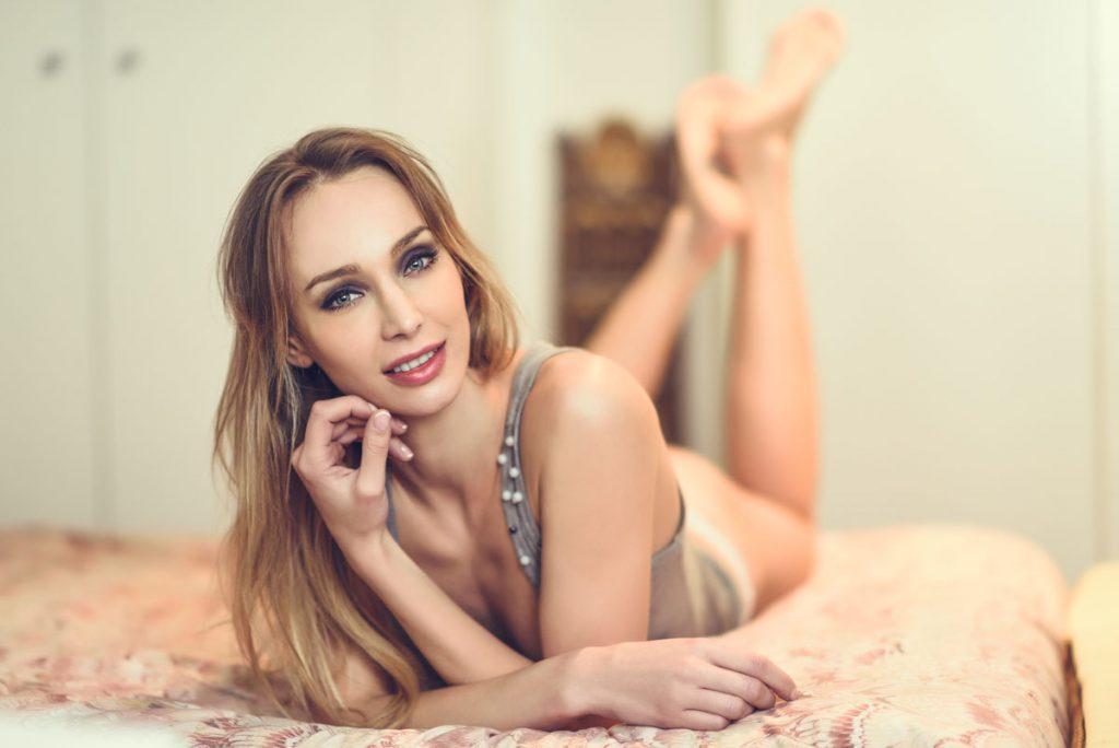 Latvian sexy woman