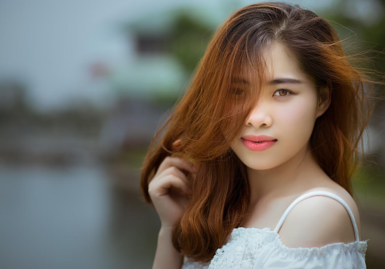 Asian mystery girl