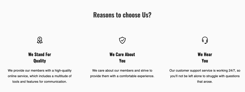 EasternHoneys reason to choose us