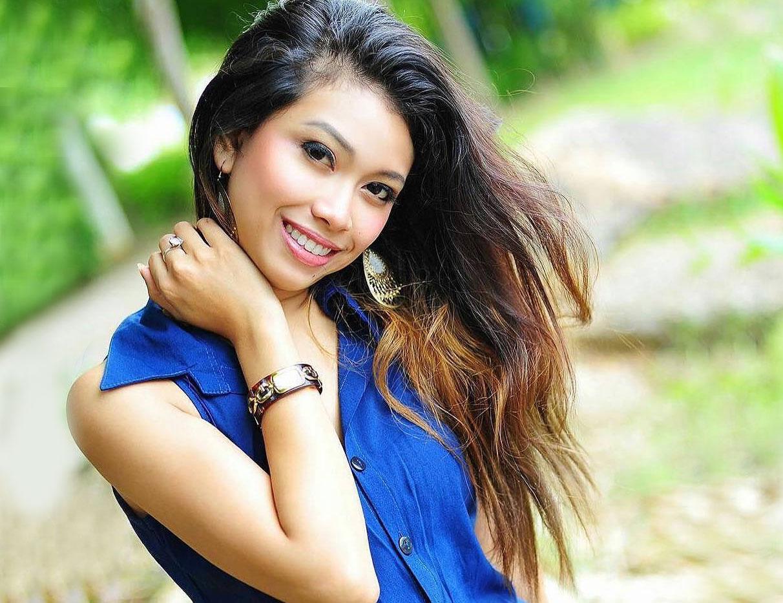 asian Cambodian bride