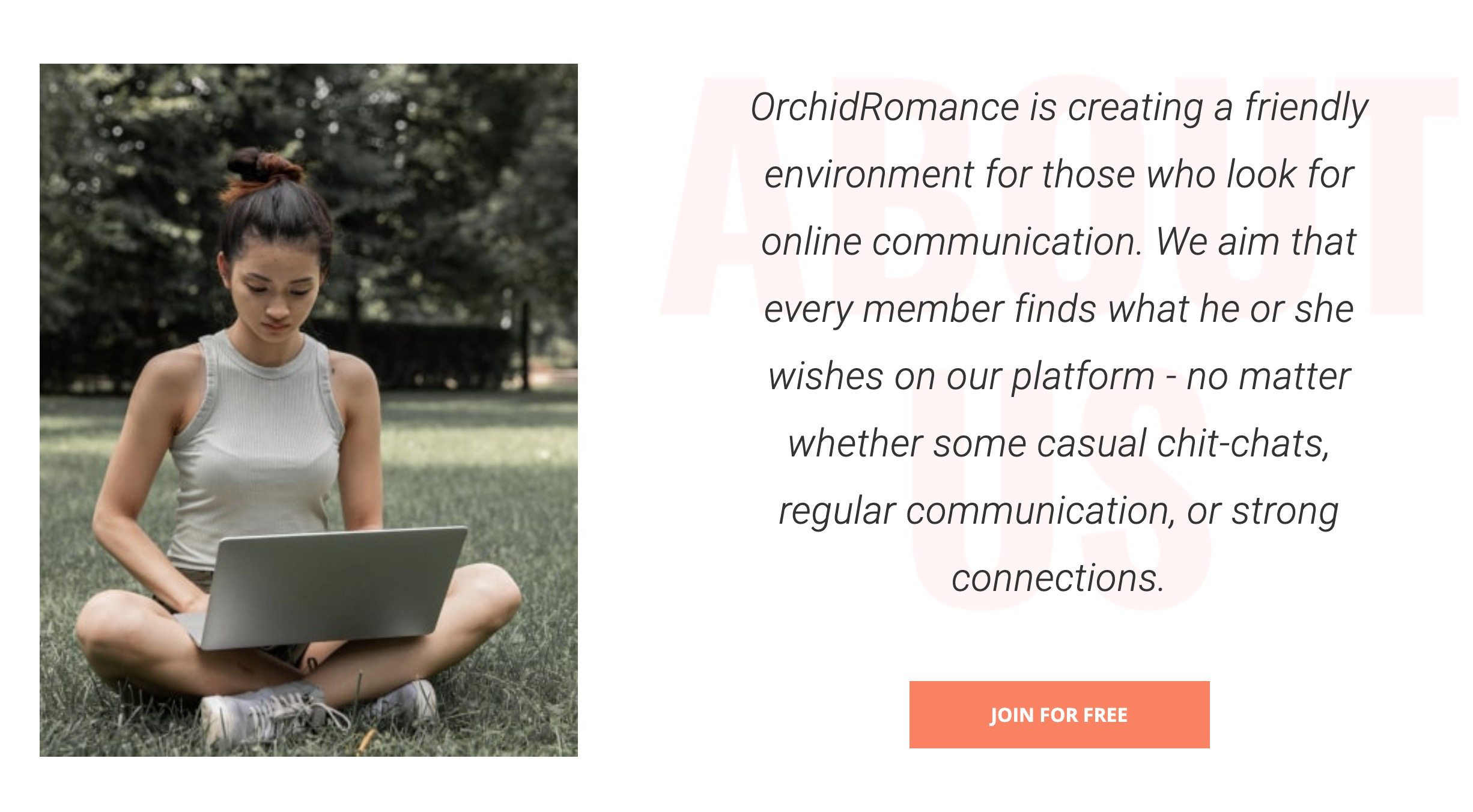 OrchidRomance join for free